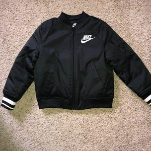 Boys Nike Jacket Size 6/7